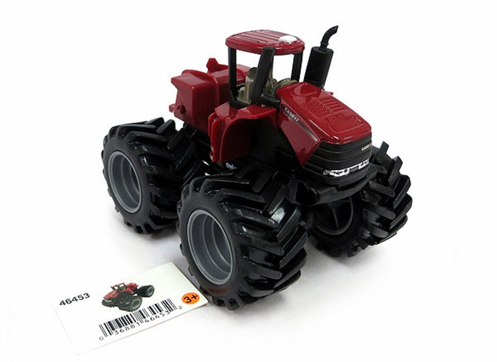 "Case IH Monster Treads 4WD Tractor, Red ERTL Collect 'n Play 46453 5"" Toy Farm... by ERTL"