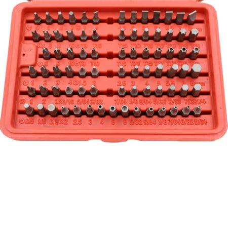 Drill Driver Accessory Set - NEW 100 Piece Quick Change Drill Bit Kit Craftsman Tools Accessory Set