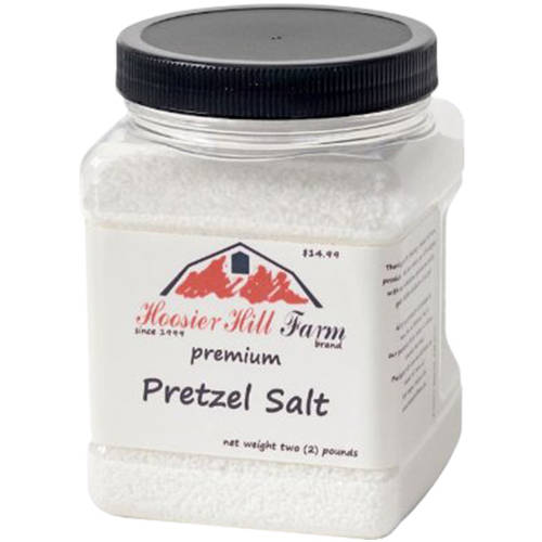 Hoosier Hill Farm Premium Coarse Pretzel Salt, 2 lbs