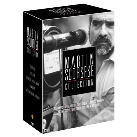 Martin Scorsese Collection (DVD) - Harry Dunne