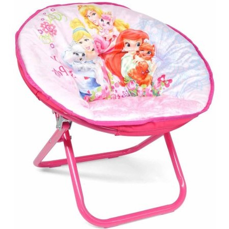 Disney Moon Chair New Star Wars Folding Round Soft Padded Chair for toddlers