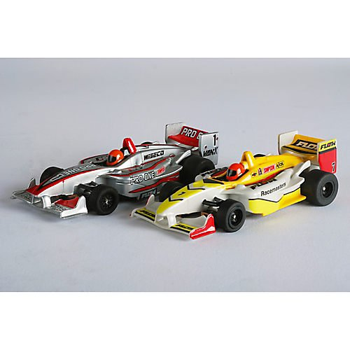 Image of AFX 21021 Two Pack - Formula Multi-Colored