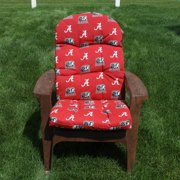 College Covers Ohio State Buckeyes Adirondack Cushion