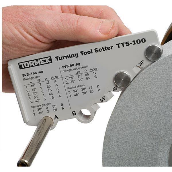 Tormek Turning Tool Setter