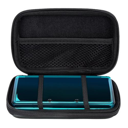Insten Lite Eva Case For Nintendo 3DS / NDS, Black