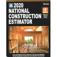 2020 National Construction Estimator (Paperback)