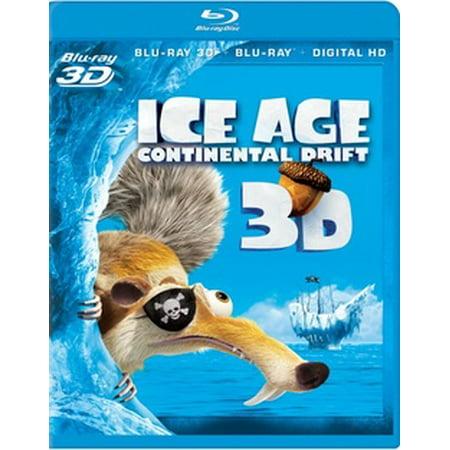 Ice Age: Continental Drift (Blu-ray)