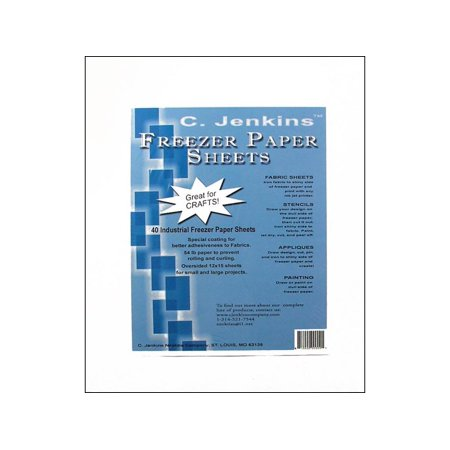 C  Jenkins Freezer Paper Sheets 54Lb 12X15  40Pc