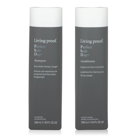 Living Proof Perfect Hair Day Shampoo and Conditioner Como Set Each 8