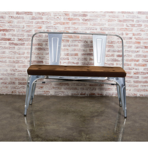 Fine Mod Imports Upholstered Entryway Bench