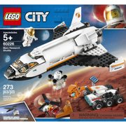 City Space Port Mars Research Shuttle 60226 by LEGO AGES 5 - 7 years