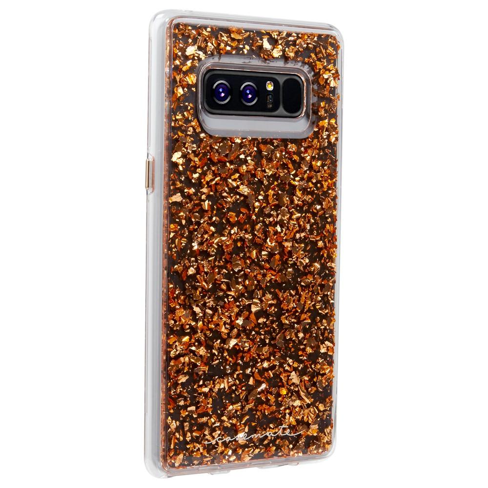 Samsung Galaxy Note 8 Case-mate Rose Gold Karat case - image 1 of 1