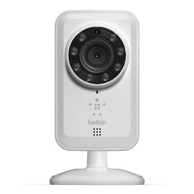 Belkin / Linksys - F7D7601 - NetCam Wi-Fi Camera with Night Vision