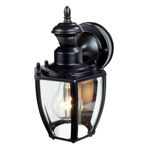 "Heath Zenith HZ-4170 Single Light 7"" High Outdoor Wall Sconce - Motion Sensor Activated"