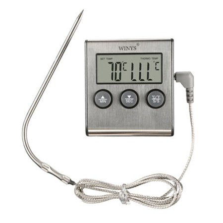 Brand New Kitchen Food Oven High Temperature Baking Timing Thermometer |  Walmart Canada
