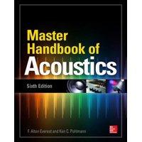 Master Handbook of Acoustics, Sixth Edition (Paperback)