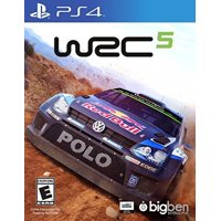 WRC 5, Maximum Games, PlayStation 4, 814290013332