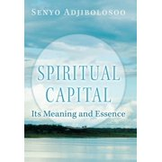 Spiritual Capital: Its Meaning and Essence (Hardcover)