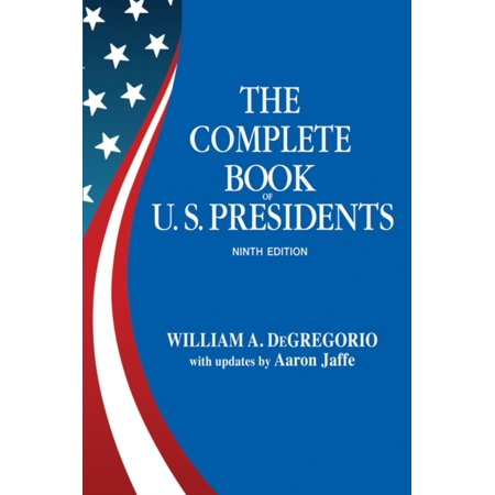 The Complete Book of US - Us Presdients