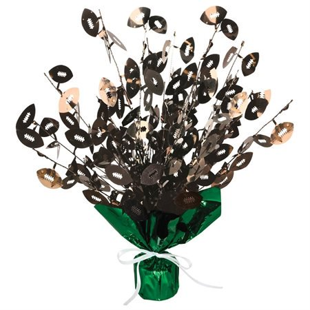 Football Gleam 'N Burst Centerpiece](Sport Centerpieces)