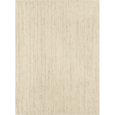 Erin Gates by Momeni Westshore Waltham Natural Hand Woven Wool Area Rug 2' X (Hand Woven Natural)