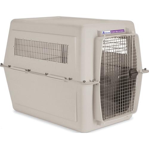 Petmate Vari-Kennel Plastic Dog Crate, 90-125 Lbs