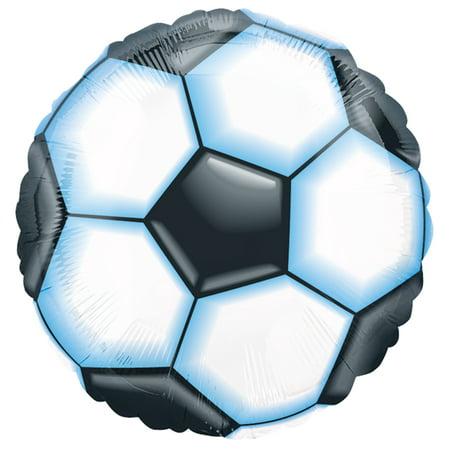 Soccer Ball Balloons (Anagram Classic Soccer Ball Design 18