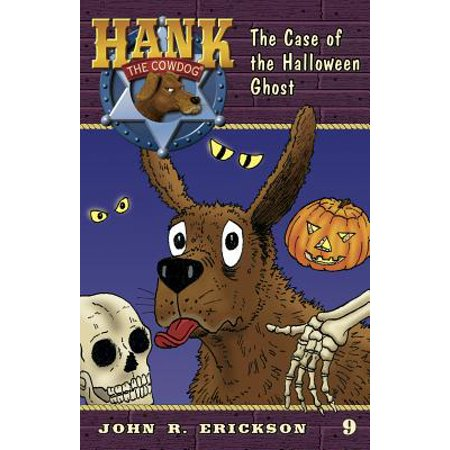 The Case of the Halloween Ghost (Paperback) (Halloween Songs Ghosts)