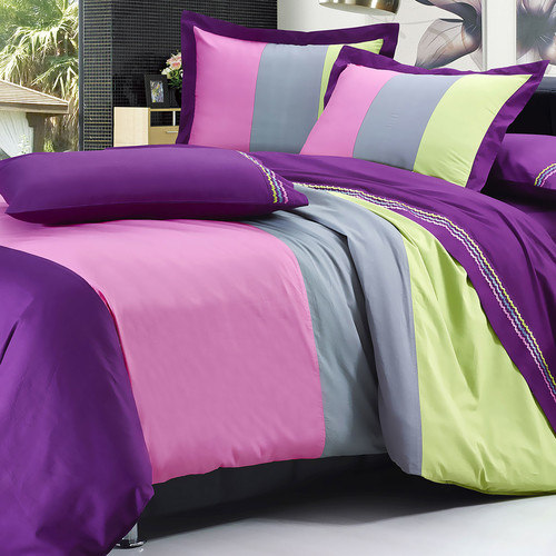 Serenta 7 Piece Duvet Cover Set