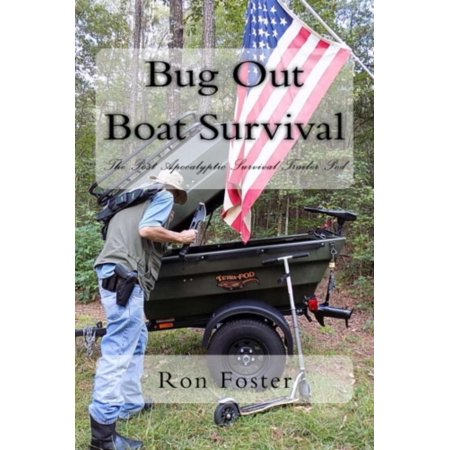 Post Apocalyptic Costume (Bug Out Boat Survival: The Post Apocalyptic Survival Trailer Pod -)