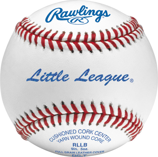 Rawlings Little League Baseballs (Tournament Grade) (Dozen)
