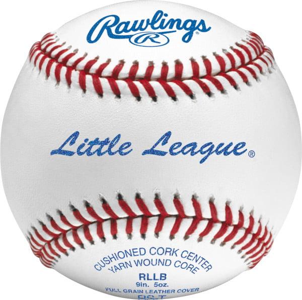 Rawlings Little League Baseballs (Tournament Grade) (Dozen)