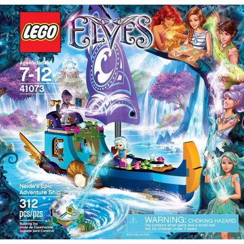 Lego Elves Naida S Epic Adventure Ship Walmart Com Walmart Com