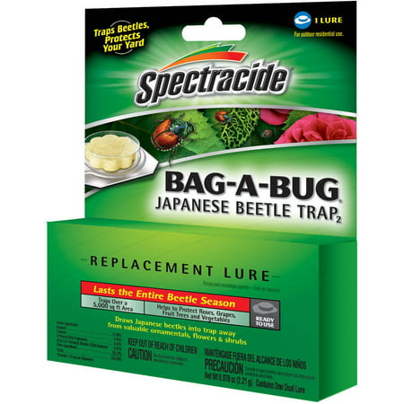 Spectracide Bag-A-Bug Japanese Beetle Replacement Lure, 1-ct