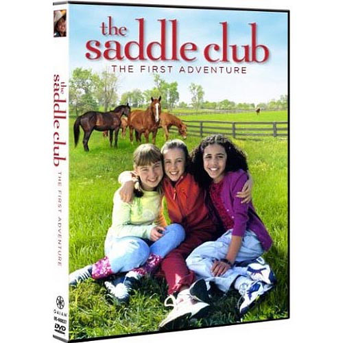 The Saddle Club: The First Adventure (Full Frame)