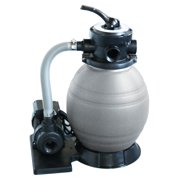 Blue Wave 12-in Sand Filter System w/ 1/2 HP Pump for Above Ground Pools