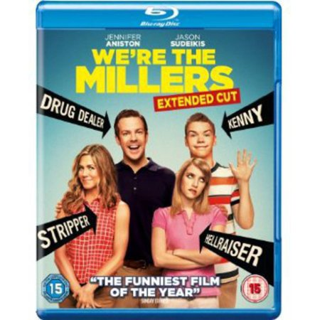 We're the Millers (Blu-ray) (We Re The Millers 2 Release Date)
