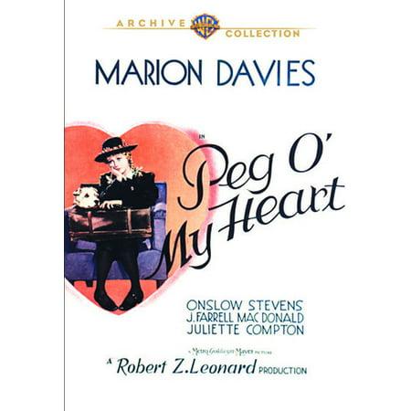 Peg O' My Heart (DVD)