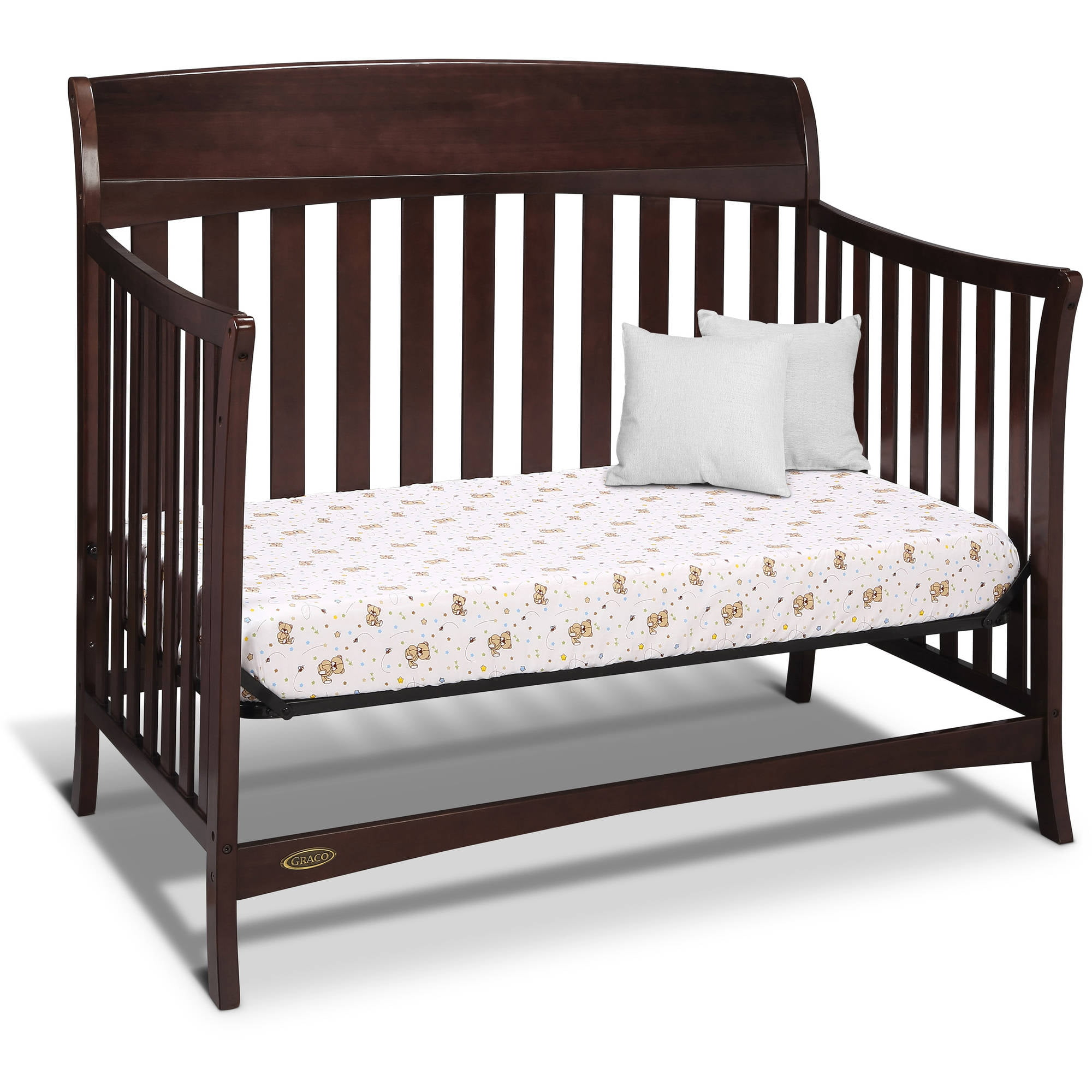 How To Convert Graco Crib To Toddler Bed