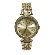 Ladies Rnd Case Ipg Watch