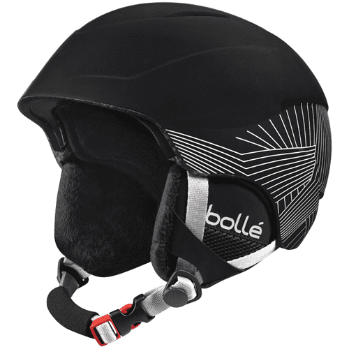 *Bolle Helmets 30992 Soft Black and Silver 51-53cm B-Lieve by Supplier Generic