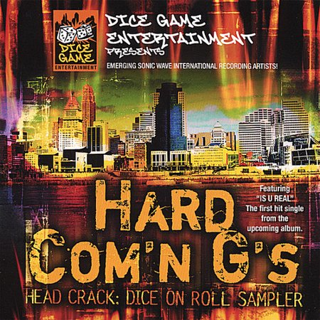 Head Crack  Dice On Roll Album Sampler