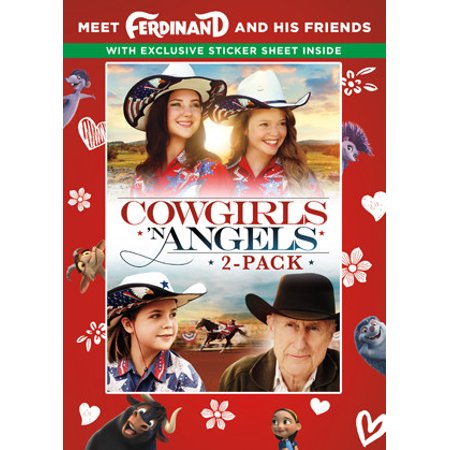 Cowgirls N' Angels 2-Pack (Walmart Exclusive) (DVD)](Cowgirl And Angels)