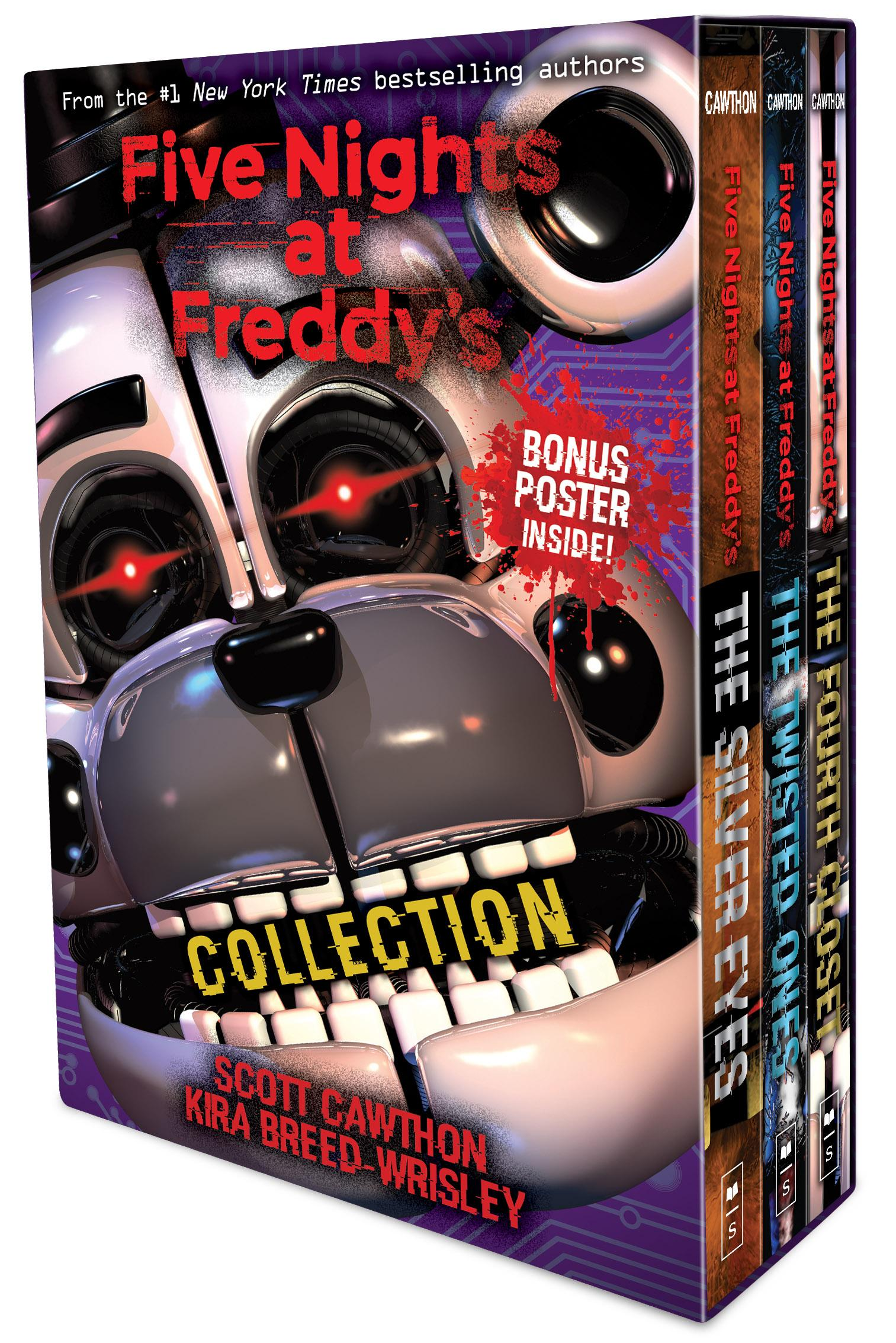 Five Nights at Freddy's Collection (Hardcover)