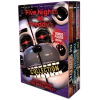 Five Nights at Freddy's Collection (Paperback)