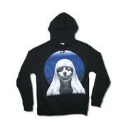Lady Gaga Men's  Gazing Ball Tour Hooded Sweatshirt Black
