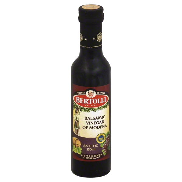 Bertolli Balsamic Vinegar of Modena, 8.5 oz by Deoleo USA