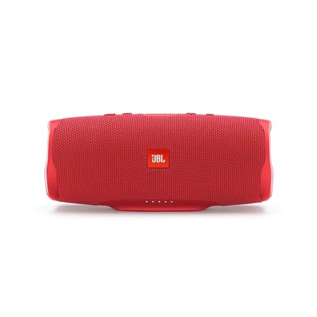 JBLCHARGE4RED JBL Charge 4 Portable Waterproof Wireless Bluetooth Speaker -  Red