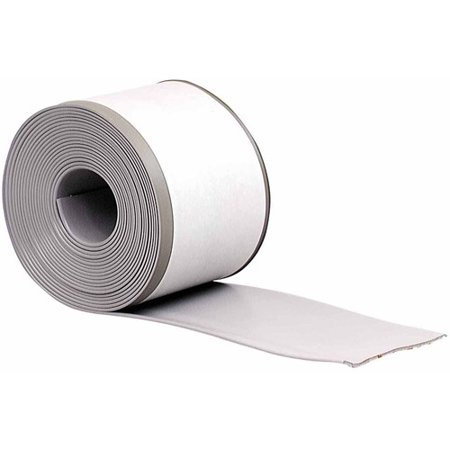 M D Products 93245 Silver Gray Cove Wall Base Vinyl Rolls