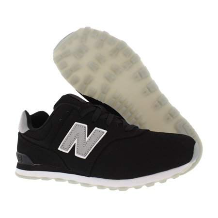 new arrival e1eb9 14ffe New Balance 574 Lux Rep Running Boys Shoes Size